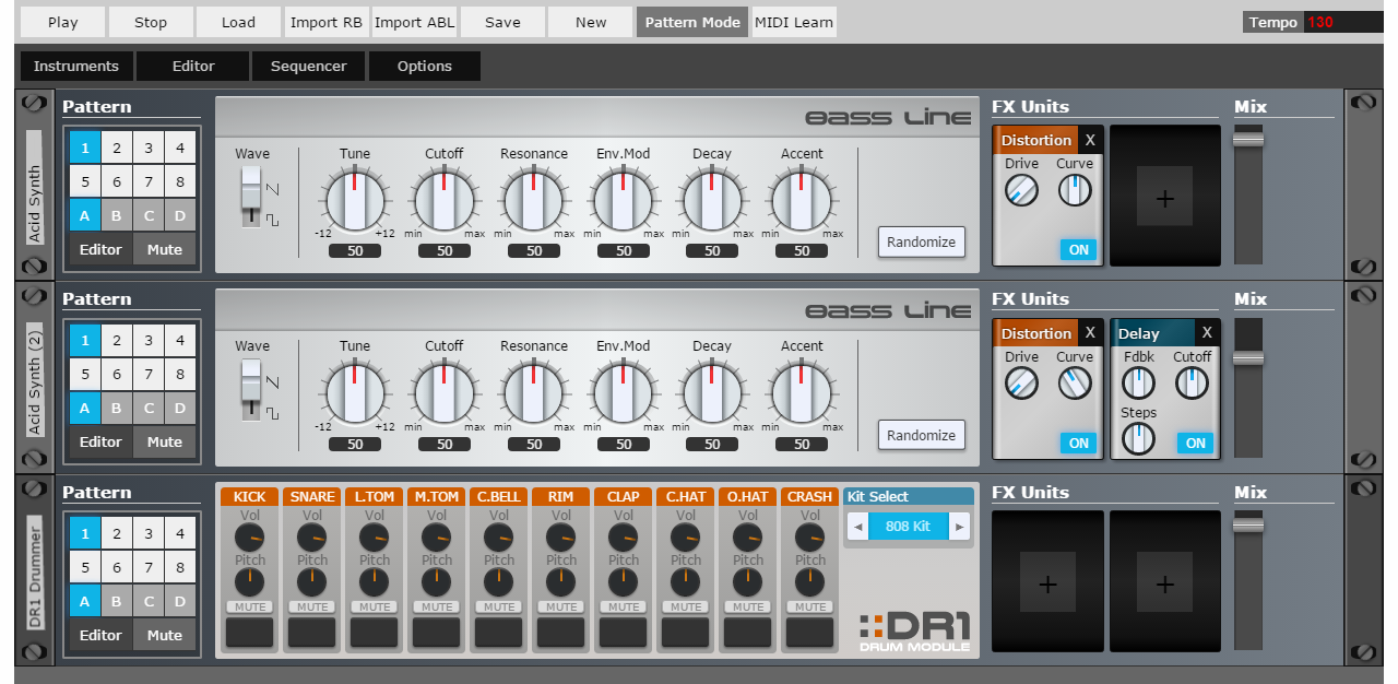 Acid Machine 2 Desktop App –