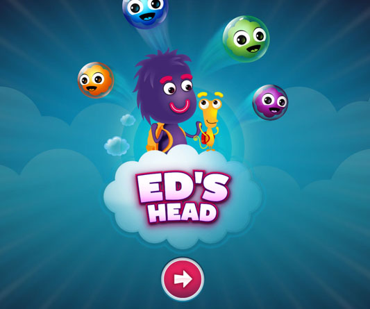 Ed's Head - HTML5 Game